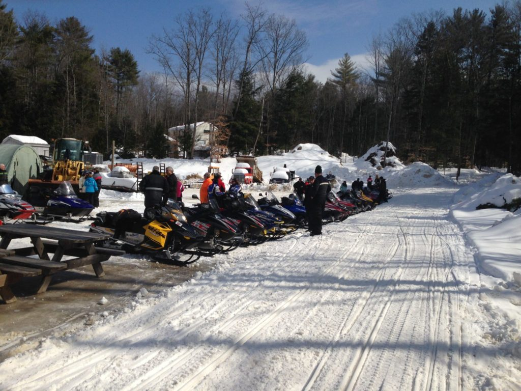 Bridgewater Mountain Snowmobile Club Bmsc Consists Of 50 Miles Trails In The Newfound Lakes Region That Travel Through Beautiful Nh
